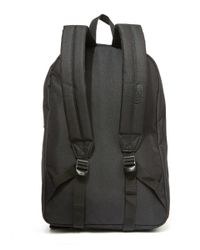 Herschel Supply Co. - Black Heritage Quilted Backpack for Men - Lyst