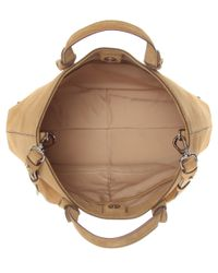Tod's - Brown Gommino Embellished Suede Shopper - Lyst