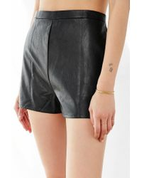 Lucca Couture - Black Modern Pin-up Short - Lyst