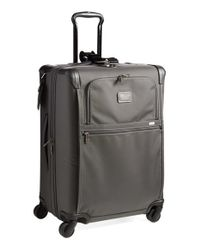 Tumi - Gray 'alpha 2' Short Trip Expandable Four-wheel Packing Case for Men - Lyst