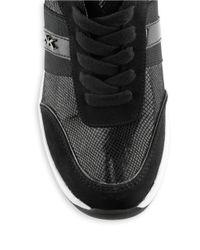 Anne Klein | Black Qualified Sneakers | Lyst