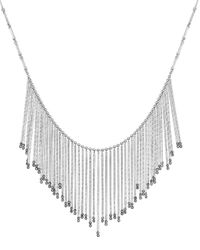 Coomi | Metallic Spring Sterling Silver Necklace With Diamonds | Lyst