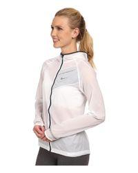 Nike - White Impossibly Light Jacket - Lyst