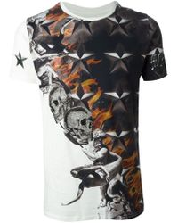 Philipp Plein - White Tomorrow T-Shirt for Men - Lyst
