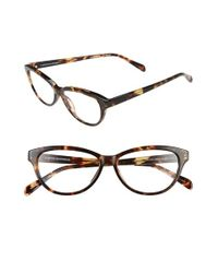 Corinne Mccormack - Black 'marge' 52mm Reading Glasses - Lyst