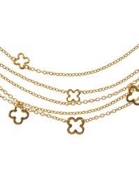 Dinny Hall - Metallic Gold Vermeil Talitha Necklace - Lyst