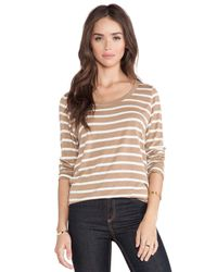 Soft Joie - Natural Coletta Sweater - Lyst