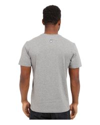 Life Is Good. - Gray Grateful Dad Crusher Tee for Men - Lyst