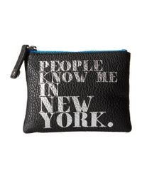 Rebecca Minkoff - Black Betty Pouch - People Know Me In New York - Lyst