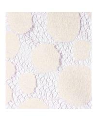 Giambattista Valli - Natural Sleeveless Cotton Top - Lyst
