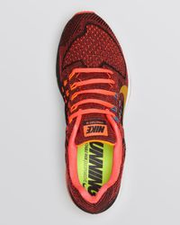 Nike | Red Air Zoom Structure 18 Sneakers for Men | Lyst