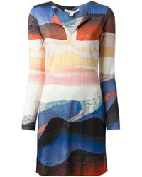 Diane von Furstenberg | Multicolor Jenn Dress | Lyst