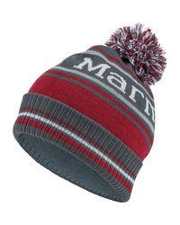 Marmot - Multicolor Retro Pom Hat for Men - Lyst