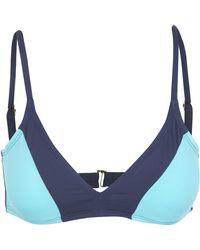 Carve Designs | Blue Cascade Bikini Top | Lyst
