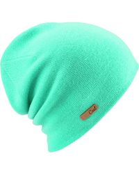 f6145e43b12a6 Lyst - Coal Julietta Beanie in Green