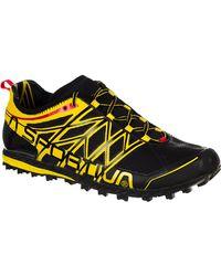 La Sportiva - Black Anakonda Trail Running Shoe for Men - Lyst