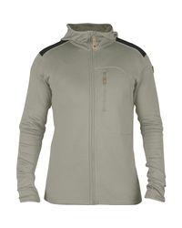 Fjallraven - Gray Keb Fleece Jacket for Men - Lyst