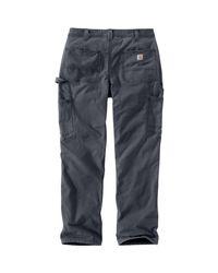 Carhartt - Blue Original Fit Fleece Lined Crawford Pant - Lyst