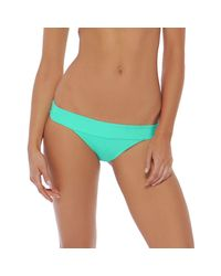 L*Space - Blue Veronica Bikini Bottom - Lyst