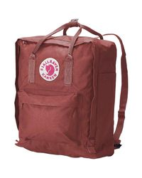 Fjallraven - Red Kanken 16l Backpack for Men - Lyst