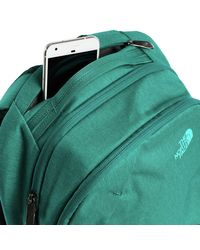The North Face - Green Isabella 21l Backpack - Lyst