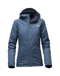 The North Face - Blue Highanddry Triclimate Jacket - Lyst