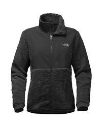The North Face - Black Novelty Denali Fleece Jacket - Lyst