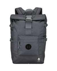 Nixon - Black Swamis 25l Backpack for Men - Lyst