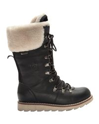 Royal Canadian Black Louise Boot