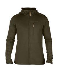 Fjallraven - Green Keb Fleece Jacket for Men - Lyst