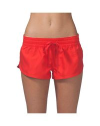 Rip Curl - Red Classic Surf 2in Boardie Board Short - Lyst