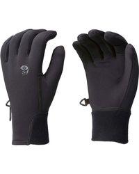Mountain Hardwear - Black Power Stretch Glove - Lyst