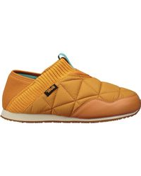 Teva Brown Ember Moc Shoe