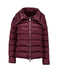 Add - Red White Goose Down Collar Jacket - Lyst