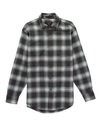 Pendleton | Gray Lister Classic Shirt for Men | Lyst