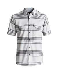 Quiksilver - Multicolor Srut Box Shirt for Men - Lyst