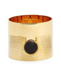 Marc By Marc Jacobs - Multicolor 'puzzle' Bangle - Oro Multi (set Of 2) - Lyst