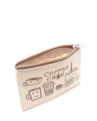 Forever 21 | Brown Stacy Michelson Coffee Pouch | Lyst