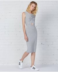 Bailey 44   Gray Anti Doping Dress   Lyst