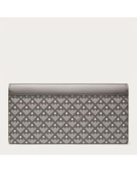 Bally - Multicolor Cimetta Women ́s Printed Coated Canvas Purse In Grey & Warm White - Lyst