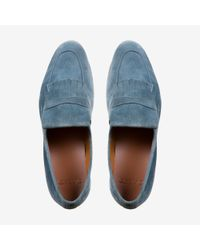 Bally - Blue Plumiel for Men - Lyst
