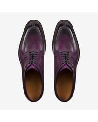 Bally - Purple Scuber for Men - Lyst