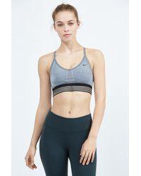 Nike | Black Indy Cooling Bra | Lyst