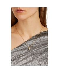 Eli Halili - Yellow Diamond Pendant Necklace - Lyst