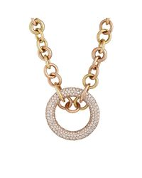 Spinelli Kilcollin - Metallic Blanc Necklace - Lyst