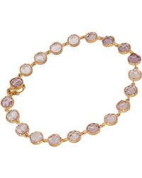 Irene Neuwirth | Metallic Gemstone Round | Lyst