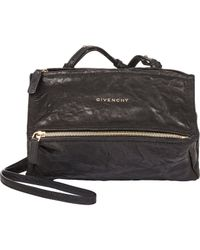 Givenchy - Black Women's Pepe Pandora Mini-messenger - Lyst