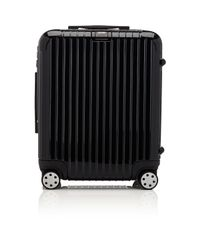 Rimowa | Black Salsa Deluxe 22 Cabin Multiwheel® Trolley for Men | Lyst