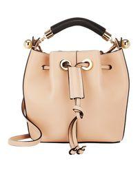 Chloé | Pink Gala Small Bucket Bag | Lyst