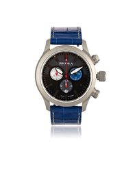 Brera Orologi | Blue Eterno Chrono Ii Watch for Men | Lyst